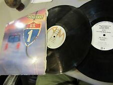 2 LP Record HEAD EAST US 1 SP4826, Get Yourself Up SP4579 white label radio copy