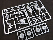 40K Chaos Space Marines Bike / Biker on Plastic Frame