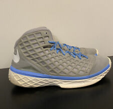 Nike Mens Zoom Kobe III 3 MPLS 318090-011 Size 11.5 Lakers Grey Blue White