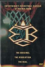 Entertainer's Basketball Classic at Rucker Park DVD The Original with Insert