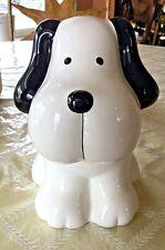 New listing Dept. 56 Dog Cookie Jar Ceramic 81/2�