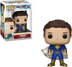 FUNKO: POP! Heroes: Shazam (Freddy) 36809 *NEW/BOXED *FAST UK DISPATCH*