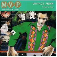 VINTAGE FUNK VOLUME 2 Various Artists NEW CLASSIC FUNK SOUL CD (POLYGRAM) IMPORT