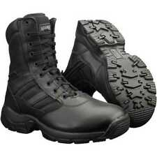 Magnum Men's Panther 8.0 Side Zip Soft Toe Police/Security Tactical Swat Boots