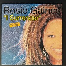 "Rosie Gaines ‎– I Surrender (Vinyl, 12"", MAXI 33 TOURS)"