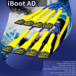 MECHANIC iBoot AD For Samsung Huawei Xiaomi Boot Line DC Power Supply Test Cable