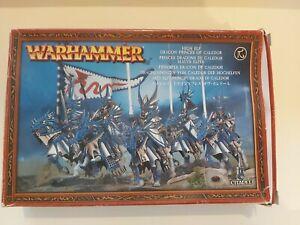 Warhammer Fantasy High Elf Dragon Knights of Caledor