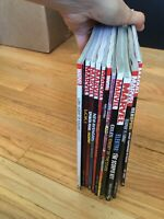 Misc TPB Lot of 11 Marvel Comics Deadpool Loki Elektra Hydra Exiles Spider-Man