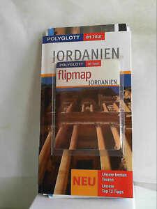 Jordanien - Buch mit flipmap Polyglott on tour Reiseführer  Softcover