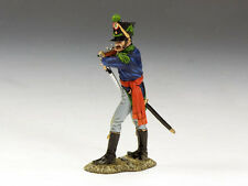 Mexican Cazadores Officer with Pistol - King & Country RTA064 Remember the Alamo