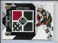 08-09 Black Diamond Pierre-Marc Bouchard 3Clr Quad Jersey