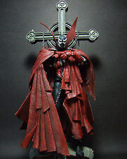 10th Tenth Anniversary Spawn On Cross Todd Mcfarlane Action Figure Image