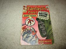 FANTASTIC FOUR #16 1ST ANT-MAN CROSS OVER !!!!WASP CAMEO!!!