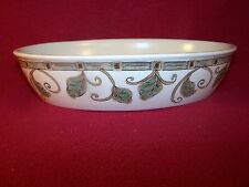 Pfaltzgraff ~ Mission Flower ~Oval Baker Dish / Serving Bowl Excellant Condition