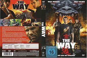 (DVD) The Way -Der Weg des Drachen - Michael Madsen, Nikolaj Valuew, Pavel Delag