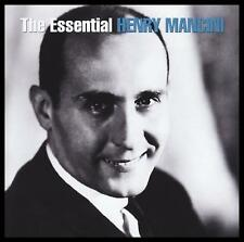 HENRY MANCINI (2 CD) THE ESSENTIAL ~ PINK PANTHER +++ *NEW*