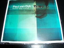 Paul Van Dyk Another Way / Avenue 3 Track CD Single