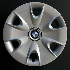 COPRICERCHIO COPPA RUOTA BMW SERIE 1 E87 DAL 2004 AL 2008 DIAMETRO 16''