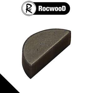 Woodruff Key For Blade Boss Fits GGP, Honda, Castel Garden, Mountfield, Stiga