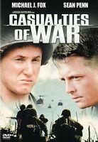 Casualties of War (DVD, 2001) (US Army Infantry in Vietnam)