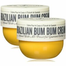 Sol de Janeiro Brazilian Bum Bum Cream 8.1 fl oz / 240 ml (2 pack)