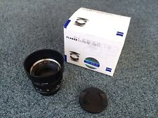 Zeiss Planar T* 50mm f1.4 ZF Lens - Nikon Fit. Stunning condition. In box!