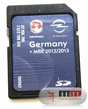 Opel Astra J Meriva B Zafira C software de navegación Navi Germany 2013 22956786