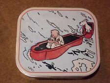 Tintin Delacre Boîte - Le Petit Vingtieme - Cigares De Le Pharaon - 2014