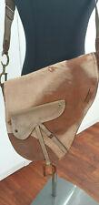 Wunderschöne Original DIOR Saddle Bag - Saddlebag - Real Vintage -