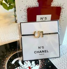 RARE CHANEL No.5  BRACELET  VIP GIFT COLLECTIBLE !! New in Original Packing