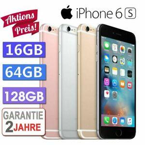 ☀️Apple iPhone 6S 16GB 32GB 64GB 128GB Spacegrau / Silber / Gold / Rosegold