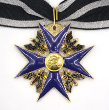 Der Hohe Orden vom Schwarzen Adler Ritterorden  - Qualität KOPIE