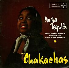 "7"" Les Chakachas – EP: Mucho Tequila + 3 // Germany"