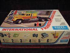 MIB 1st Issue 77 VTG International Trans 4300 Eagle Truck Tractor Model/Kit ERTL