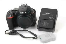 Nikon D5500 24,2 MP Digital SLR Kamera schwarz Auslösungen/shutter count 16181