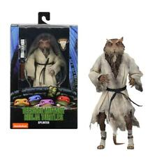 NECA TEENAGE MUTANT NINJA TURTLES SPLINTER 90's MOVIE GAMESTOP USA EXCLUSIVE