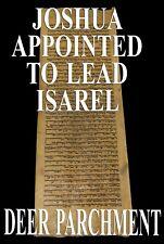 TORAH SCROLL BIBLE VELLUM MANUSCRIPT FRAGMENT 350 YRS MOROCCO Deut 31:12-31:27