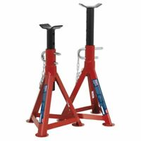 Sealey AS2500 Axle Stands 2.5tonne Capacity per Stand 5tonne per Pair