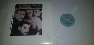 """12"""" LP Vinyl Depeche Mode - The Singles 81-85 Joy Divison The Cure Nirvana"""