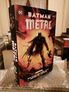 Batman Metal Omnibus Panini comics
