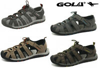 Mens Gola Walking Sandals Shingle3 Outdoor Trekking Hiking Shoes Sizes 7-15 UK.