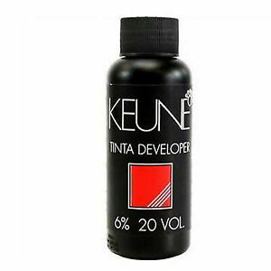 KEUNE TINTA COLOR DEVELOPER 6% 20 VOL - 60ML