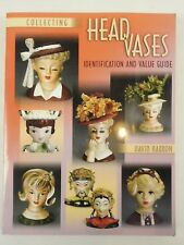 Collecting Head Vases by David Barron Paperback 8.5 by 11 Size