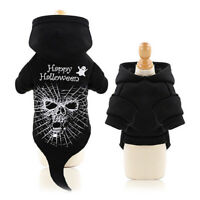 Pet Dog Warm Clothes Puppy Costume Decoration For Halloween Parties XS-XXL 28