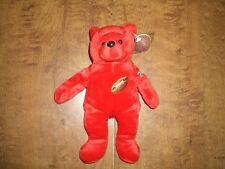 Joe Montana - Different-Limited Plush Beenie Bear - #'d 9361/10,000 - New w/Tags