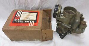 Vintage 1955 Nash Statesman Carter Carburetor NOS #YF-2258S