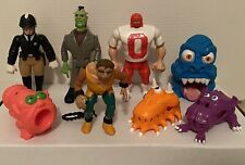 The Real Ghostbusters Lot of Action Figure Monsters Kenner Vintage Toys