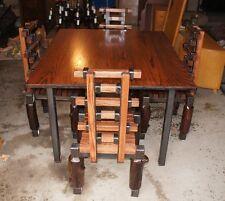 Handmade Oak Dining Room Tables eBay