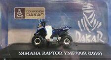 Dakar Yamaha Raptor YMF700R 2016 Collection Fonte 1/43 Rally Racer