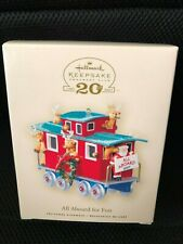 New ListingHallmark 2007 All Aboard For Fun Keepsake Convention Ornament